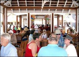 Cruise Tourists at Port Zante