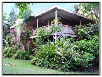 Treetops Villa Rental - Nevis, West Indies