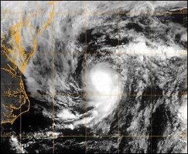 Tropical Depression 1 - May, 28, 2009