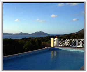 Turks Inn Villa Rental – Three Bedroom Nevis Villa