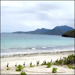 Turtle Bay Beach, St. Kitts - Nevis