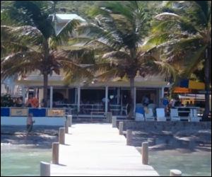 Turtle Beach Bar - St. Kitts