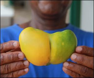 Twinned Mango