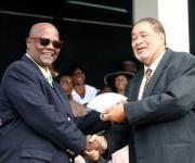 Nevis Awards 17 People For Service