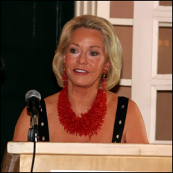 US Ambassador To The Eastern Caribbean - Mary Ourisman