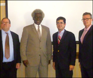 US Embassy Trade Mission Delegates