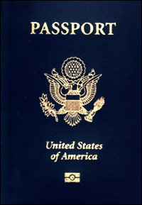 USA Pasport