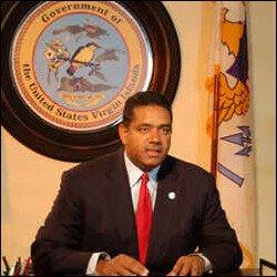 United States Virgin Islands' Governor - John de Jongh