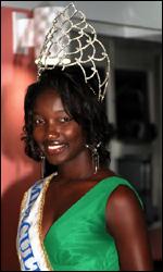 Verna Grante - Miss Caribbean Culture Contestant