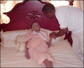 Violet Gumbs Celebrates Her 102nd Birthday