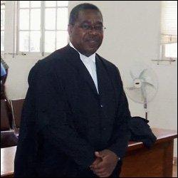 Lawyer Vincent Byron Jr.