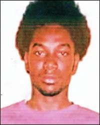 Wanted Man - Curtis Long