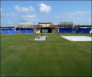 Warner Park Cricket Ground - St. Kitts