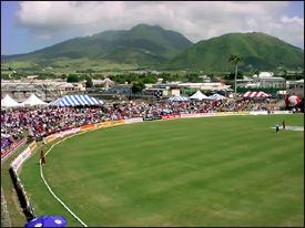 Warner Park Cricket Ground - St. Kitts - Nevis