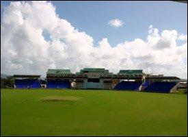 Warner Park Cricket Stadium - St. Kitts - Nevis