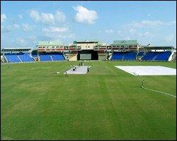 Warner Park Cricket Ground In St. Kitts