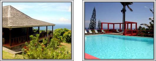 Nevis Villa Rental - Windfall Villa