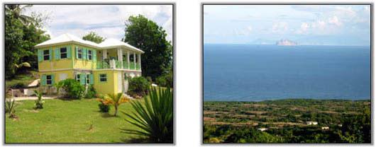 Nevis Villa Rental - Windosng Villa