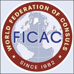 New World Federation of Consuls Logo