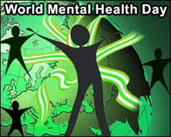 World Mental Health Day - 2010