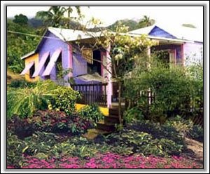 Yambuya Cottage – Nevis, West Indies