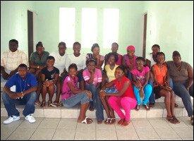 Tourism - Hospitality Training Programme Participants