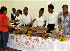 YES Luncheon At St. Pauls Community Centre