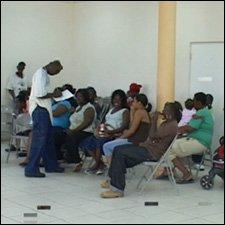 YES Participants - Sandy Point Community Centre