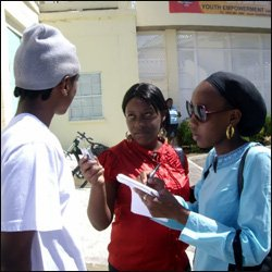 YES Reporters Gain Practical Experience