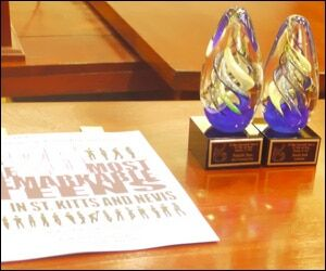 Youth Department Presents Awards