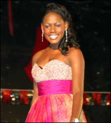 St. Kitts High School Student Wins Miss Labour Pageant